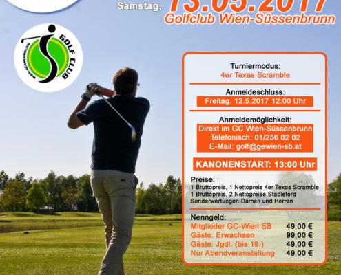 Golfturnier HP1